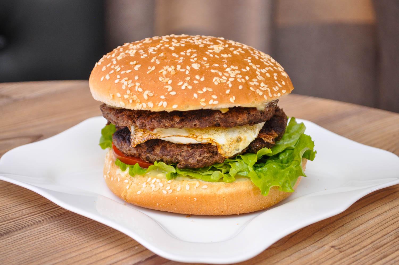 Батя-бургер