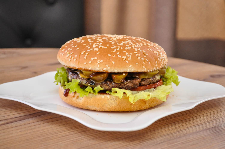 Спайси-бургер